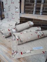 - Vianočné prestieranie Christmas Deers - 8781393_