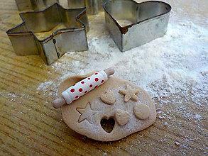 Odznaky/Brošne - vianočné pečenie - brošňa - 8780158_