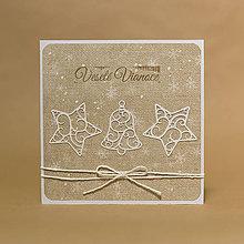 Papiernictvo - P100- Prianie- Nežné Vianoce - 8787474_