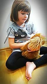 - Mikino-šaty vtáčiky ;) - 8783213_