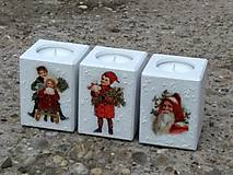 Svietidlá a sviečky - svietniky Inverno - 8786383_