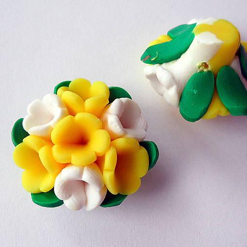 FIMO kvet 25mm