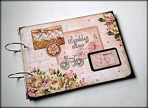 Papiernictvo - Fotoalbum svadobný a4 - 8784712_