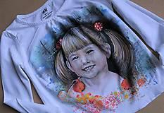 Detské oblečenie - Bambulka-portrét - 8786340_