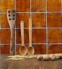 Dekorácie - Keramické obkladačky s ornamentom - 8784054_
