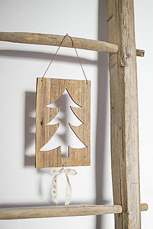 Dekorácie - Vianočný stromček 4 - 8787401_