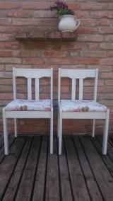 Nábytok - Stoličky romantičky - 8784128_