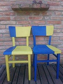 Nábytok - Švédske stoličky - 8784320_
