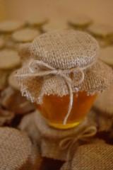 Darčeky pre svadobčanov - Medíky pre svadobčanov s originálnou visačkou - 8787672_