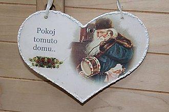 Dekorácie - vianočná dekorácia - 8785429_