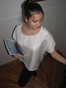 Topy - hodvábny top Nela - 8786109_