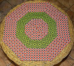 Úžitkový textil - Obrúsok - stredový - 8786717_
