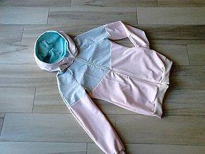 Mikiny - Mikina na nosenie dieťatka X. (L) - 8782412_