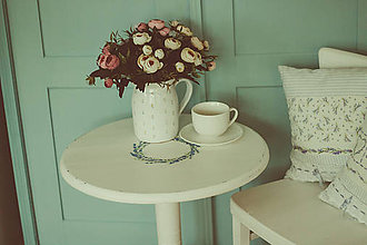 Nábytok - Levanduľové latte - 8782528_