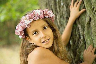 Ozdoby do vlasov - Venček Julinka 2 - 8783081_