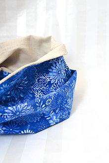 Šatky - Nákrčník... 100%ľan & 100% luxusná bavlna (verzie dospelá a detská) - 8792499_