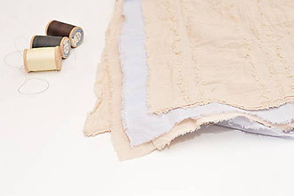 Šatky - DUO - šatka z jemnej bavlnenej látky. - 8789439_