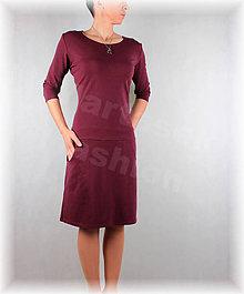 Šaty - Šaty vz.383 volnočasové(více barev) - 8790688_