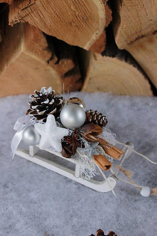 c725be612 Sane strieborné_ vianočná dekorácia / cipishkaLand - SAShE.sk ...