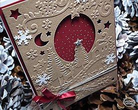 Papiernictvo - Winter Wishes - 8794314_