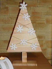 Dekorácie - vianočný stromček 1 - 8790557_