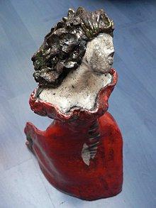 Socha - Keramika, Exotická - 8791578_