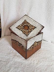 Krabičky - Braroková krabička - 8789997_