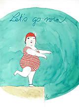 Obrazy - Let's go swim! ;) - 8792669_