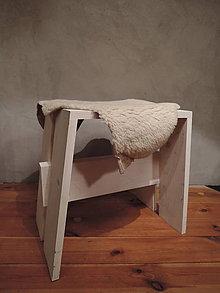 Nábytok - stolček - 8793105_