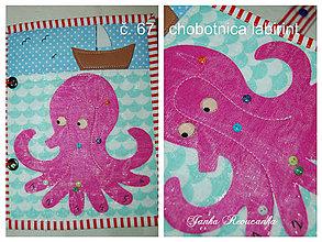 Hračky - str. 67 chobotnica labyrint - 8793321_
