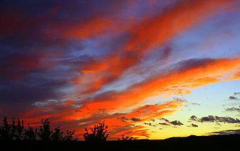 Fotografie - Keď horela obloha - 8798780_