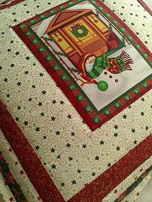 Úžitkový textil - *Vianoce* vankúš.. - 8797532_