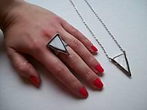 Sady šperkov - Perleťový set - 8796875_
