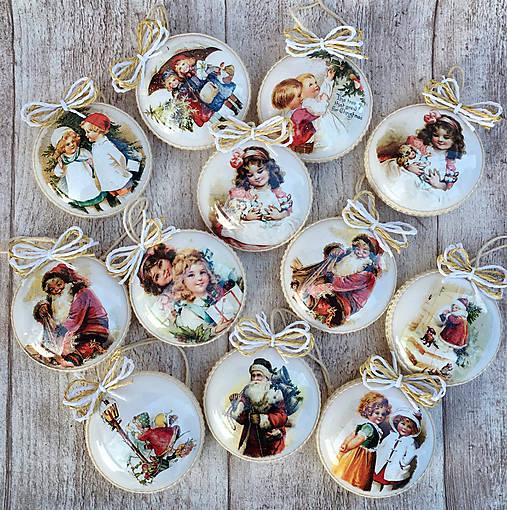 Vintage vianočné ozdoby