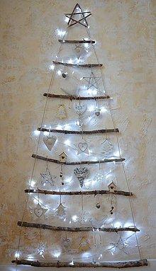 Dekorácie - Vianočný stromček - 8797075_