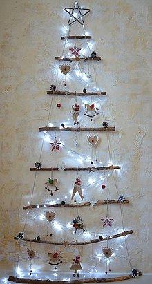 Dekorácie - Vianočný stromček - 8797178_