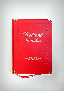 Papiernictvo - Rodinná kronika - 8799269_