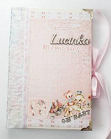 Papiernictvo - Album pre Lucinku - 8797829_