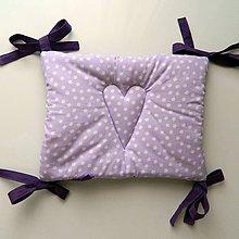 Úžitkový textil - Sedák so srdiečkom - 8794835_