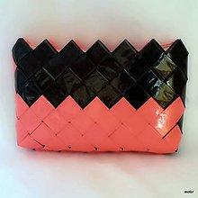 Peňaženky - dvojfarebná peňaženka - 8798144_