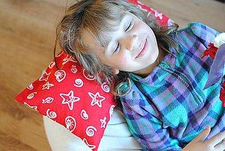 Úžitkový textil - Vankúš na spanie - 8797678_