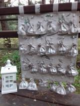 Dekorácie - Adventný kalendár pre Mirku - 8801147_