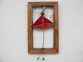Dekorácie - Tanečnica z Lúčnice VIII - 8800282_