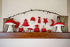 Drobnosti - Vianočná dekorácia - 8802170_
