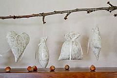 Drobnosti - Vianočné dekorácie - 8802507_