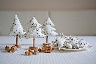Drobnosti - Vianočné dekorácie - 8802257_