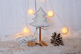 Drobnosti - Dekorácia  stromček - 8802443_