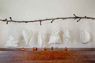 Drobnosti - Vianočné dekorácie - 8802503_