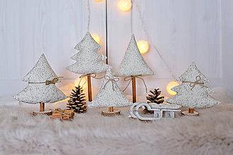 Drobnosti - Vianočné dekorácie - 8802562_