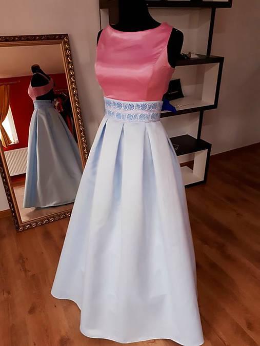 a7ee3ab18980 Spoločenské šaty   Five-Stars - SAShE.sk - Handmade Šaty